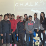North Kipling JMS Career Day with C.H.A.L.K..